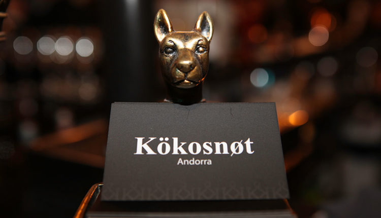 Kökosnøt Andorra