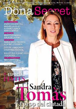 Dona Secret desembre 2017 - Sandra Tomàs