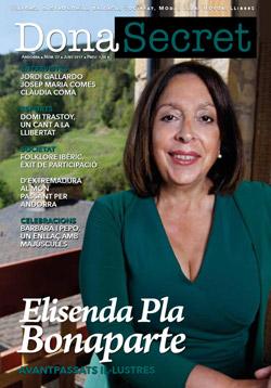 Dona Secret Juny 2017 - Elisenda Pla Bonaparte