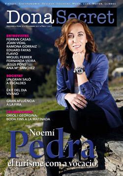 Dona Secret Novembre 2017 - Noemi Pedra