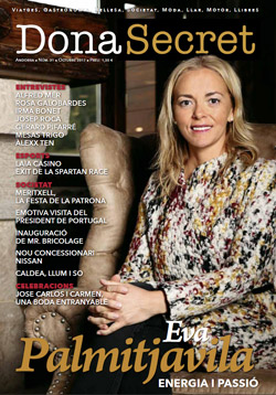 Dona Secret Octubre 2017 - Eva Palmitjavila