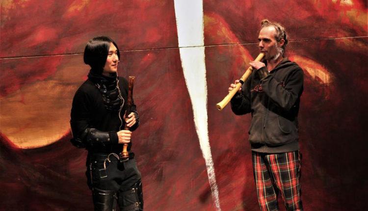 Xiao Xia Flauta