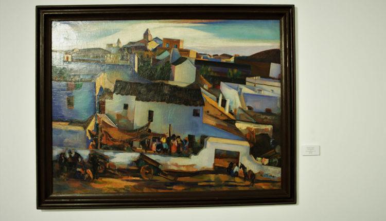 Museu del Tabac pintura