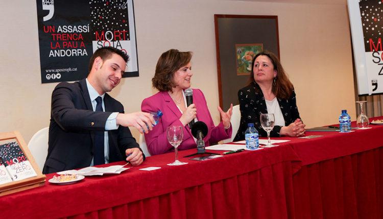 Ludmilla Lacueva presentació