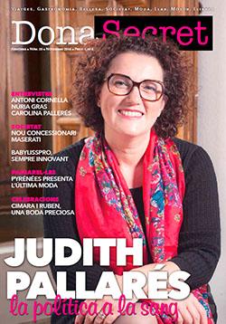 Revista Dona Secret 20 - Novembre 2016 - Judith Pallarés