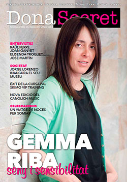 Revista Dona Secret 22 - Gener 2017 - Gemma Riba