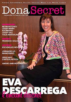 Revista Dona Secret 23 - Febrer 2017 - Eva Descarrega