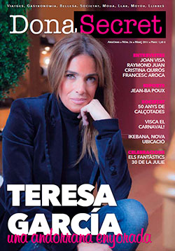 Revista Dona Secret 24 - Març 2017 - Teresa García