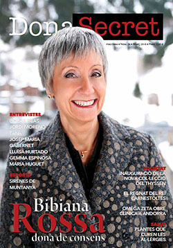 Revista Dona Secret 36 - Març 2018 - Bibiana Rossa