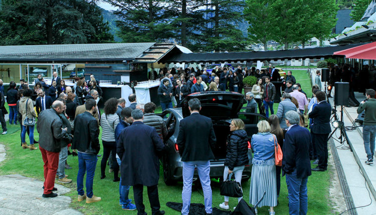Presentació de Novetats amb Pyrénées Automoció