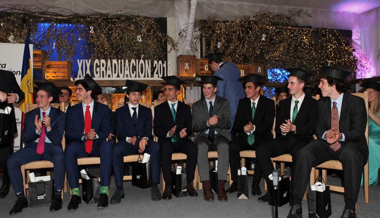 Graduació Col·legi Agora