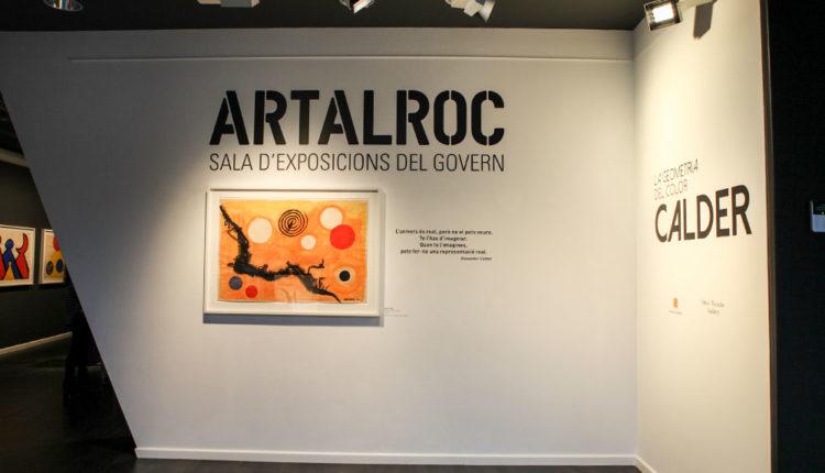 Sala d'Exposicions del Govern: Artalroc