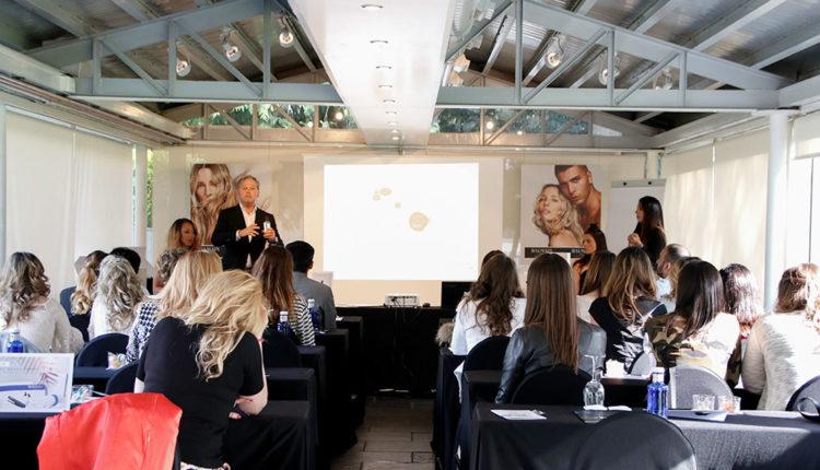 Presentació de Balmain a l'Andorra Park Hotel
