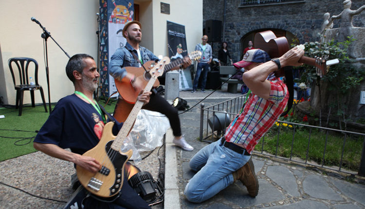 Jambo Street Music Andorra 2018