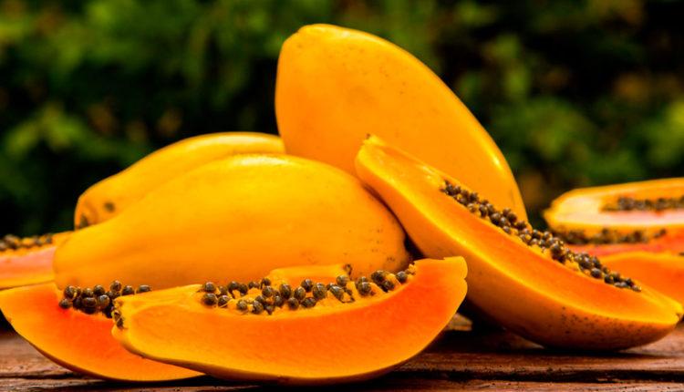 Remeis naturals amb papaia