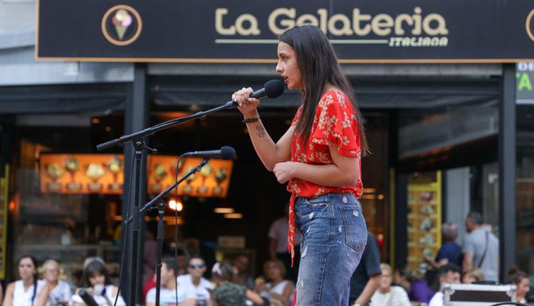 Dalila Roxana concert jove