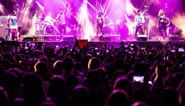 Andorra la Vella concert de festa major