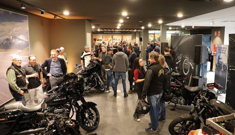 Concessionari Harley Davidson Pyrenees Andorra