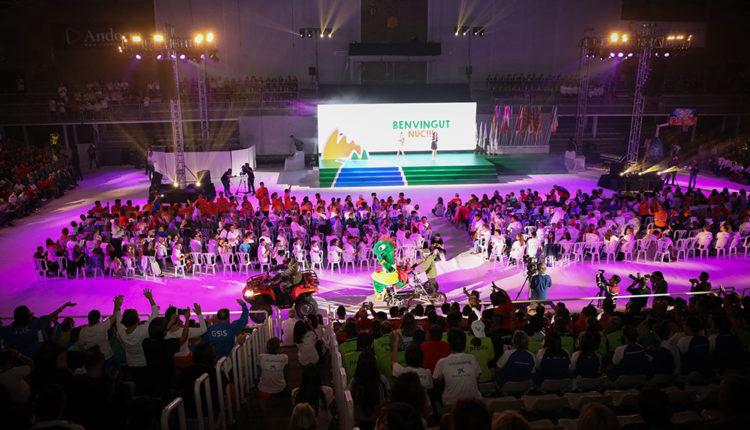 Jocs Special Olympics 2018
