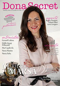Revista Dona Secret 43 - Octubre 2018 - Meritxell Marsà