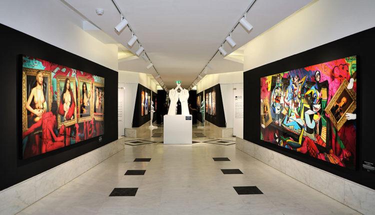 Galeria Caldea exposició Philippe Shangti