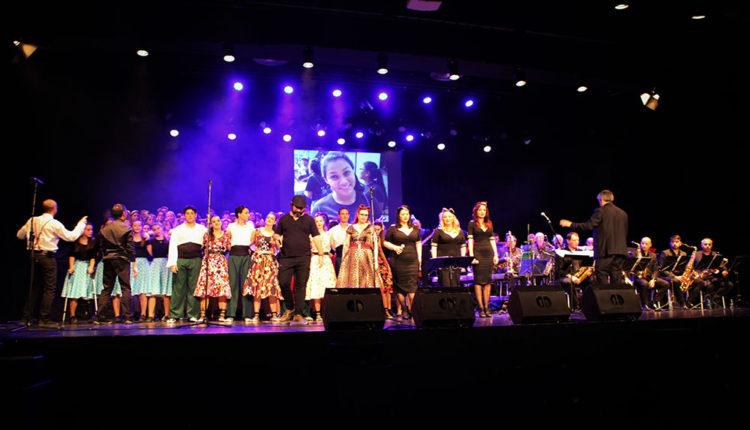 Concert Grossband prat del roure andorra