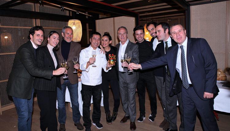 Restaurant Kao inauguració a Soldeu
