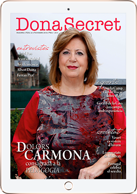 Dona Secret 44 Dolors Carmona Novembre 2018