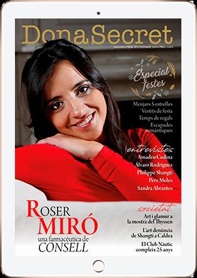 Dona Secret 45 Roser Miró Desembre 2018