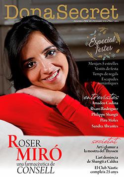 Dona Secret 45 - Diciembre 2018 - Roser Miró