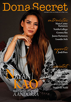 Dona Secret 46 - Gener 2019 - Nayan Kao