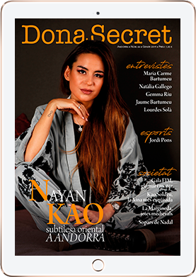 Dona Secret 46: Nayan Kao - Gener 2019