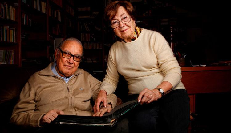 Pere Roquet i Maria Lluïsa Portella
