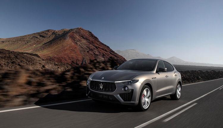 Maserati Levante Vulcano 2019