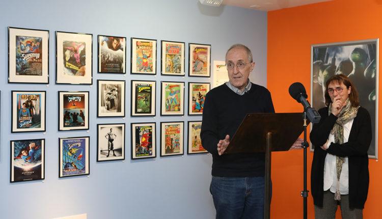 Josep Benavent Catalán al Museu del Tabac