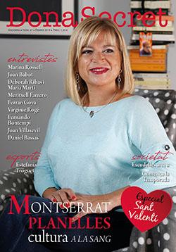 Revista Dona Secret 47 - Febrer 2019 - Montserrat Planelles