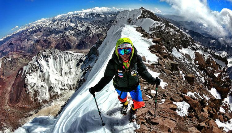 Estefania Troguet i el repte dels 8000 metres