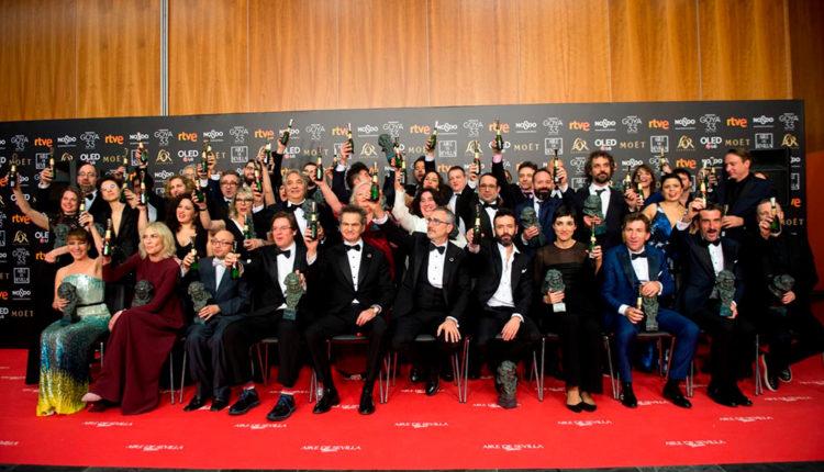 Guanyadors Premis Goya