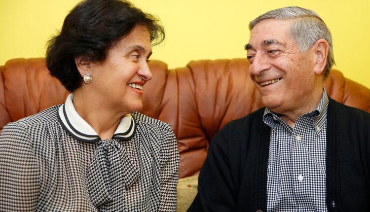 Mercè i Josep Lluís