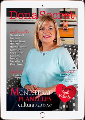 Revista Dona Secret 47 Montserrat Planelles Febrer 2019