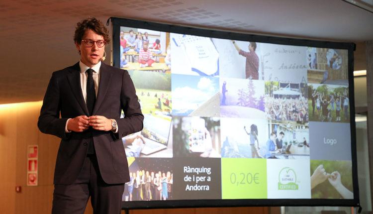 Presentació Marca Andorra de Bloom Consulting