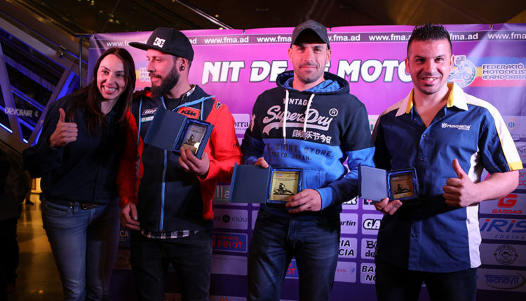 Campions nacionals nit de la moto 2019