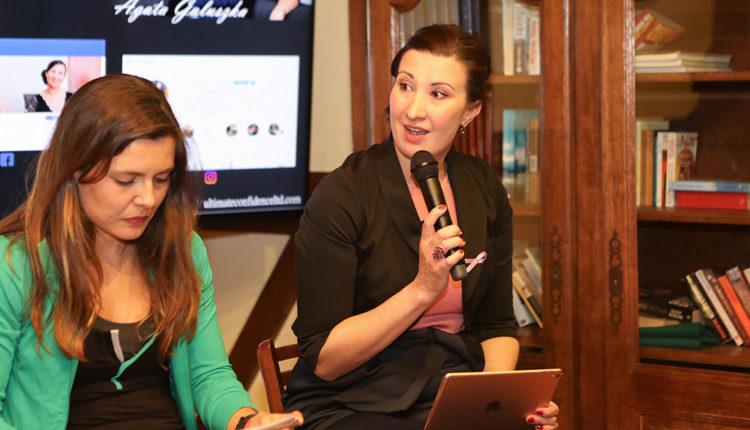 Conferència dia de la dona Anyós Park
