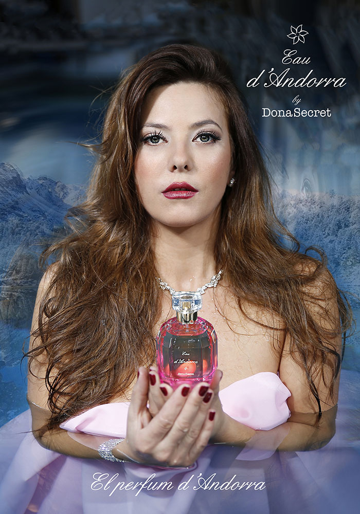 Banner Perfum Eau d'Andorra by Dona Secret