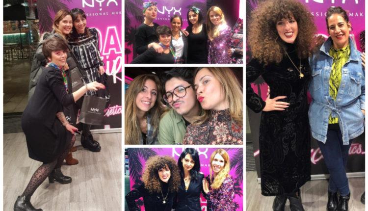 Bloggers andorra NYX Cosmetics
