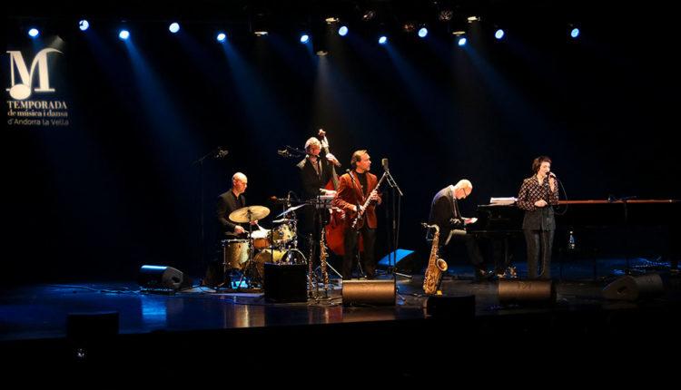 Concert Stacey Kent a Andorra la Vella