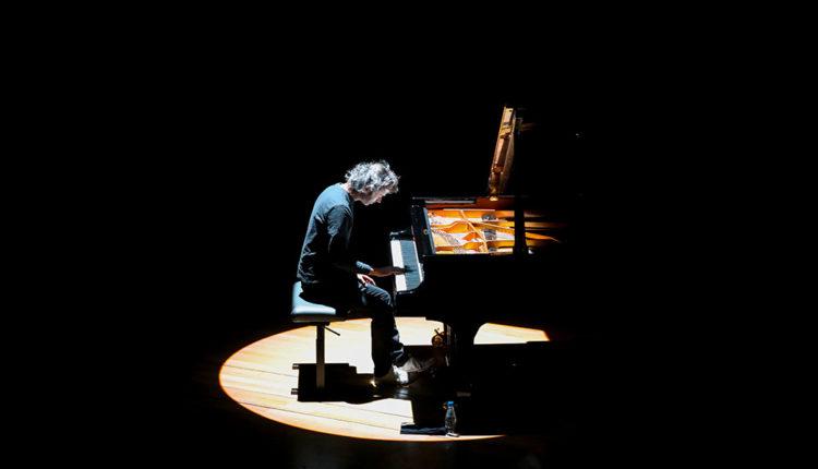 James Rhodes en concert