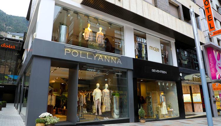 Façana Polyanna #P7 Andorra