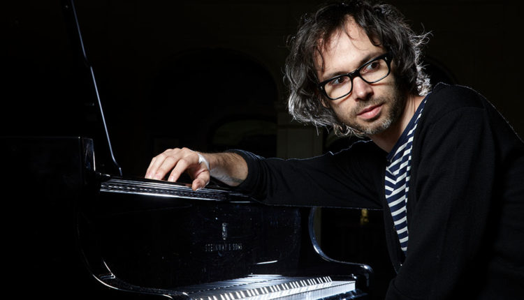 James Rhodes amb el seu piano