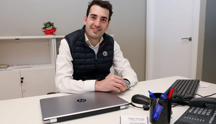 Jordi Obiols director de Right House